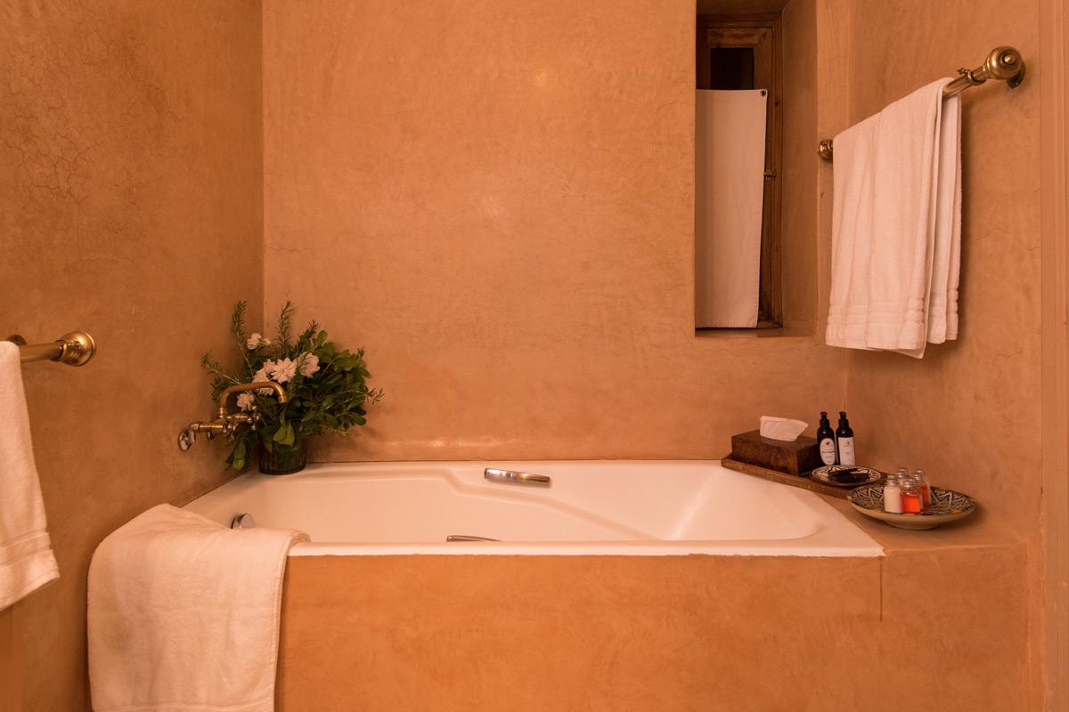 Jnane tamsna - Standard room - Bathroom