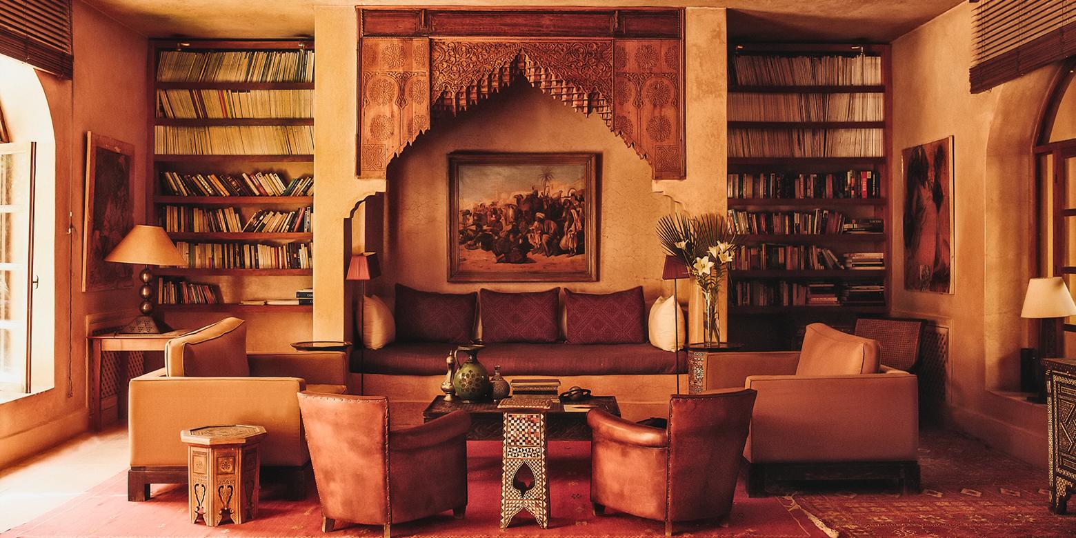 Marrakech Decoration D Interieur jnane tamsna - boutique hôtel palmeraie marrakech